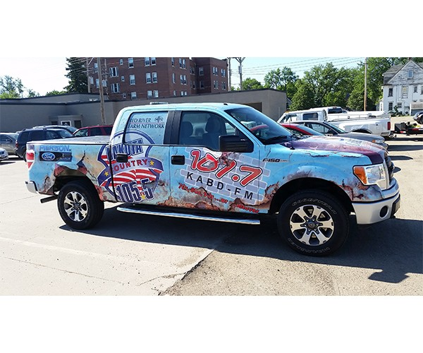 Geffdog Designs Amp Apparel Vehicle Wraps Amp Decals