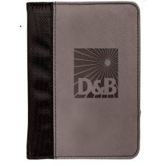 Faux Leather Padfolio (Direct Import- 8-10 Weeks Ocean)